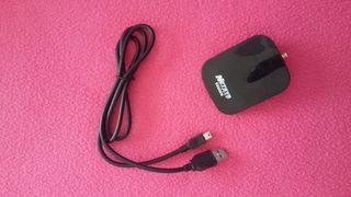 ΚΕΡΑΙΑ INTERNET ΥΠΟΛΟΓΙΣΤΗ Netsys 99000G τροφοδοτικό USB Wireless 8187 τσιπ 54M Δέκτης Adapter