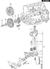 Τσιμούχα (ΚΑΙΝΟΥΡΓΙΟ) . VW,FORD . 52x56x2 . Νούμερο 4 στο τεχνικό σχέδιο .