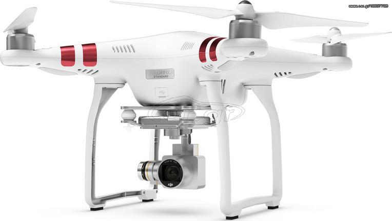 Αεράθλημα multicopters-drones '18 DJI PHANTOM 3 STANDARD