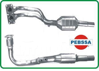 www.pebssa. gr -ΚΑΤΑΛΥΤΗΣ VOLVO S40, V40  1.6i-18.i-2.0i  1999 - 2004 (f/pipe & cat μαζί) (K:90757 / 9322050)