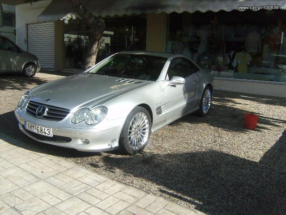 Mercedes-Benz SL 500 '03 SL 500 LOOK AMG