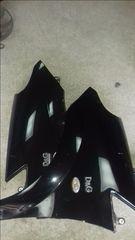 Φτερά - Θόλοι πλαστικοί Citroen C3 Pluriel