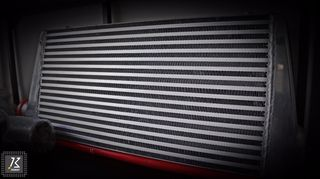 INTERCOOLER BAR AND PLATE 600x300x76