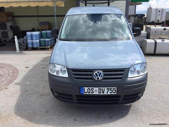 Volkswagen '10 CADDY 1.9 TDI CLIMA