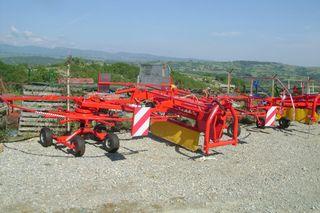 Γεωργικό χορτοσυλέκτες '17 MINOS AGRI T-COT 655