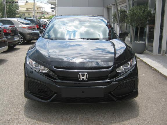 Honda Civic '20 1,0cc 5DR COMFORT 130hp TURBO
