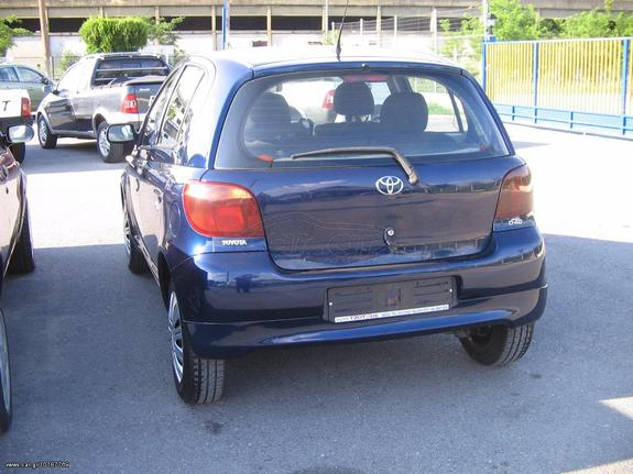 Toyota Yaris '04 D4D 5θυρο
