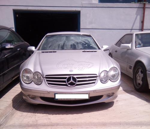 Mercedes-Benz SL 350 '04