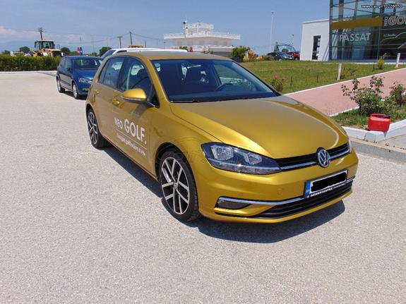 Volkswagen Golf '17 1.6 TDI 115PS HIGHLINE