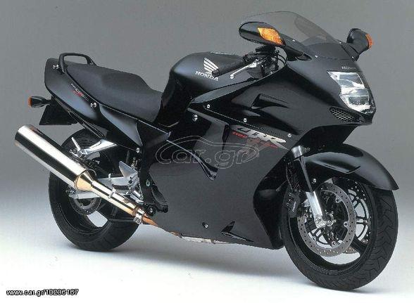Honda CBR 1100 XX Super Blackbird '01