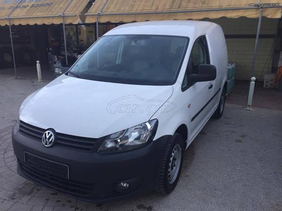 Volkswagen Caddy '11 CADDY 1.6 DIESEL