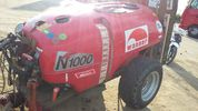 Γεωργικό ραντιστικά - ψεκαστικά '06 Wanner 1200 Λίτρα -thumb-1