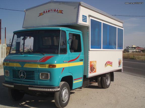 Mercedes-Benz '86 608D