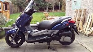 YAMAHA XMAX 250 2004-2006