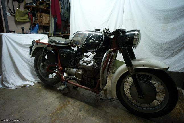 Moto Guzzi '70 V7 700