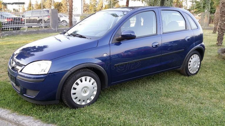 Opel Corsa '05 ΑΥΤΟΜΑΤΟ!!!