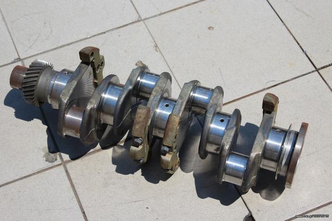 Μηχάνημα κινητήρες (μοτέρ) '85 STROFALOS 608 MERCEDES