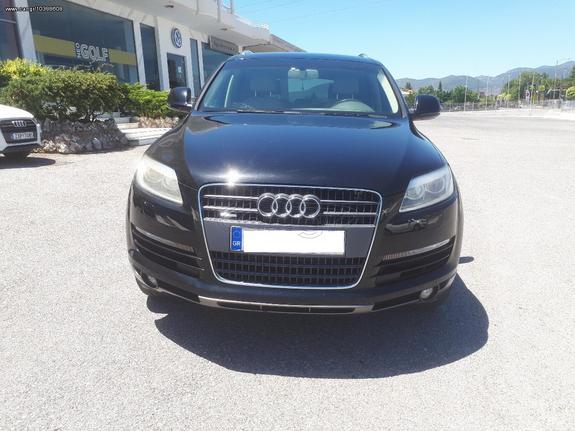 Audi Q7 '06 3.0 TDI QUATTRO TIPTRONIC