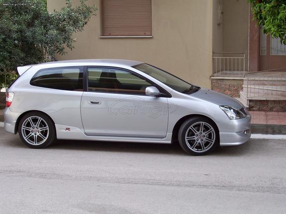 Honda Civic '04 TYPER
