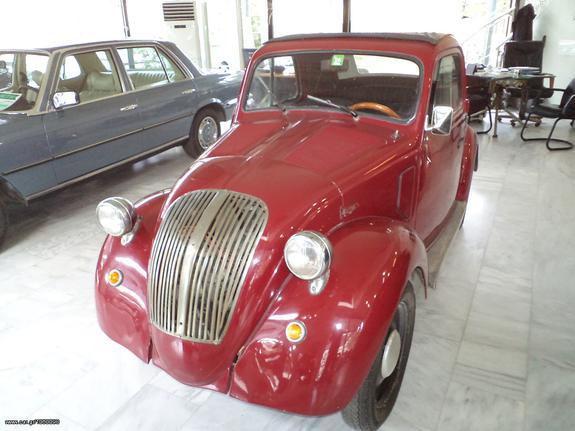Fiat '36 T0POLINO