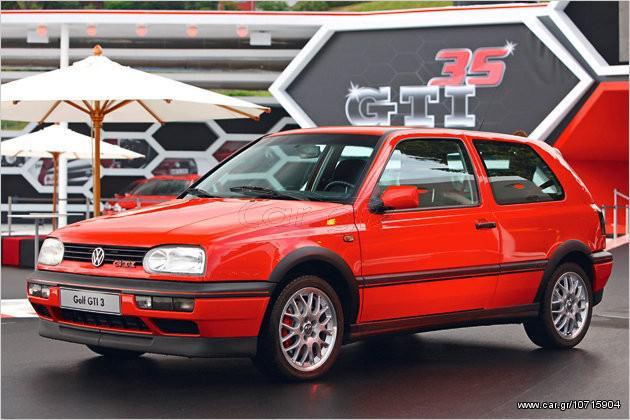 Volkswagen Golf '97 ΙΙΙ  GTI