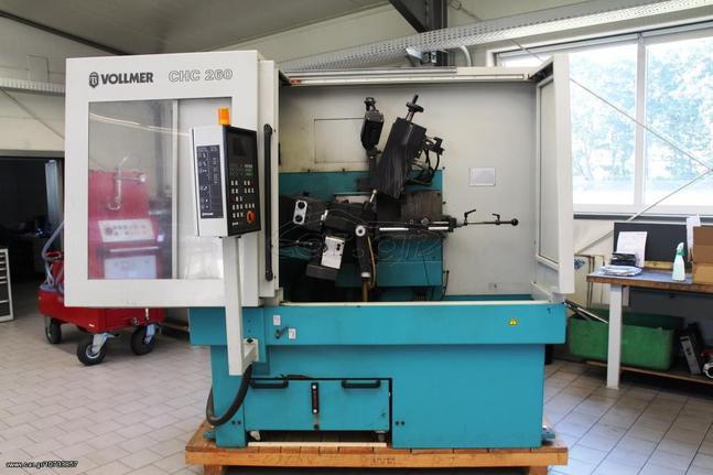 Μηχάνημα μηχανήματα επεξεργασίας-κοπής ξύλων '99 Vollmer