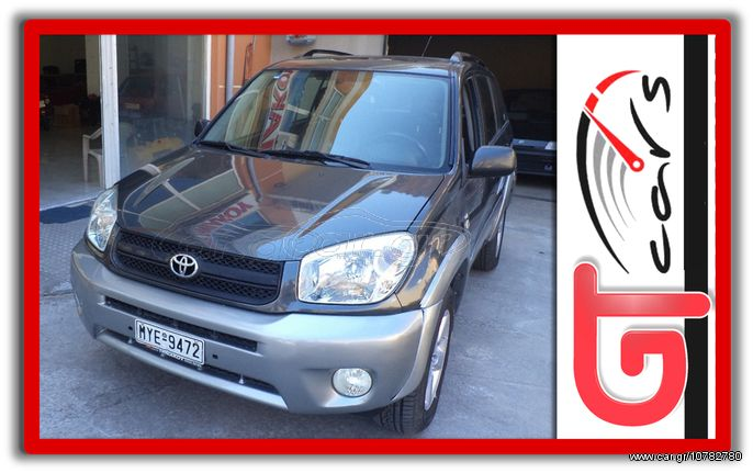 Toyota RAV 4 '05 2.0 VVTI ***GT cars***