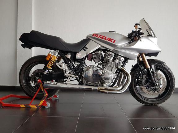 Suzuki Katana 750 '84 ### ΜΟΤΟ  ΚΟΣΚΕΡΙΔΗΣ ###