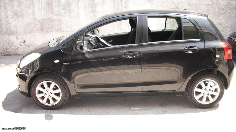 Toyota Yaris '08 DIESEL!