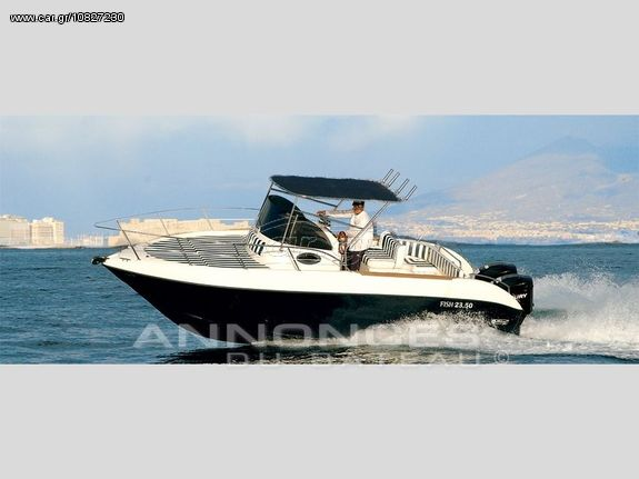 Σκάφος καμπινάτα '09 CANTIERI MIMI FISCHERMAN 23,50