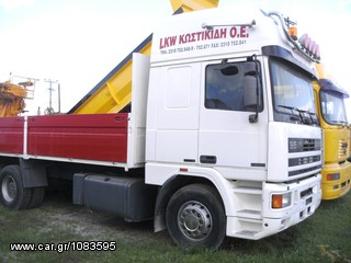DAF '95 XF 430  SUPER SPACE CAB 6x4