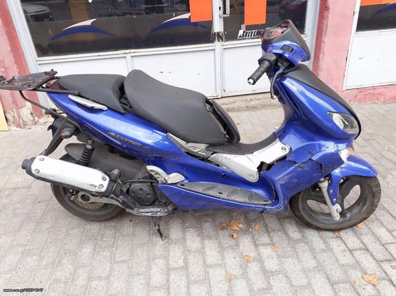 Yamaha Maxster 125 '06