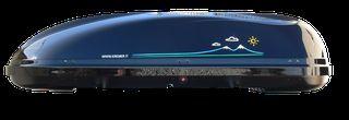 ΜΠΑΓΚΑΖΙΕΡΑ ΟΡΟΦΗΣ BOX KREMER 520LT μαύρο γυαλιστερό 200Χ82Χ44 EAUTOSHOP.GR ΔΩΡΕΑΝ ΠΑΡΑΔΟΣΗ