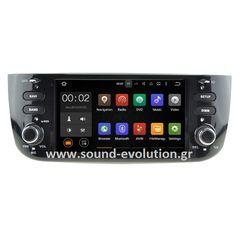 Digital iQ AN7264 GPS (S190) FIAT PUNDO 2012> ΓΡΑΠΤΗ ΕΓΓΥΗΣΗ www.sound-evolution.gr