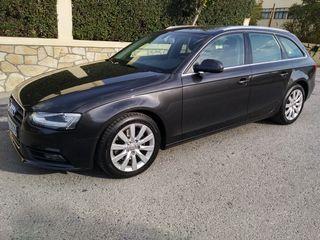 Audi A4 '13 Ελληνικό face lift
