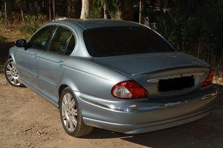 JAGUAR X-TYPE 2003 2100cc AJ20 V6