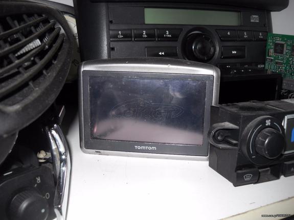 FIAT GRANDE PUNTO EVO  GPS TOM TOM