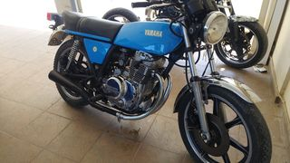 Yamaha xs rd fj xj Sr tz