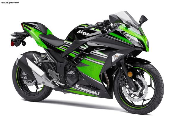 Kawasaki Ninja 300 '19 KRT Edition ABS