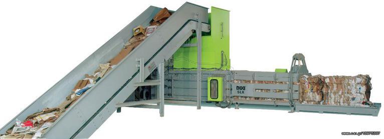 Μηχάνημα μηχανήματα ανακύκλωσης '10 DIXI SLK 40-50-60