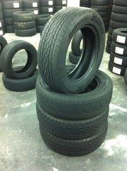 4 TMX CONTINENTAL CONTI CROSS CONTACT LX2 225-65-17 DOT 49-13 140€*BEST CHOICE TYRES*