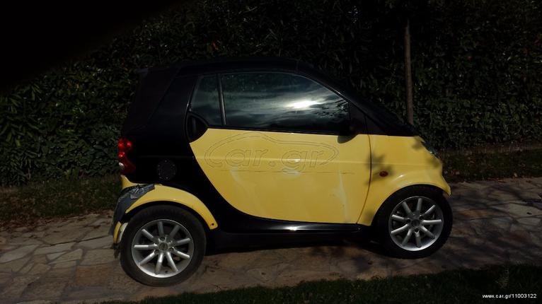 Smart ForTwo '06 CABRIO FULL EXTRA!