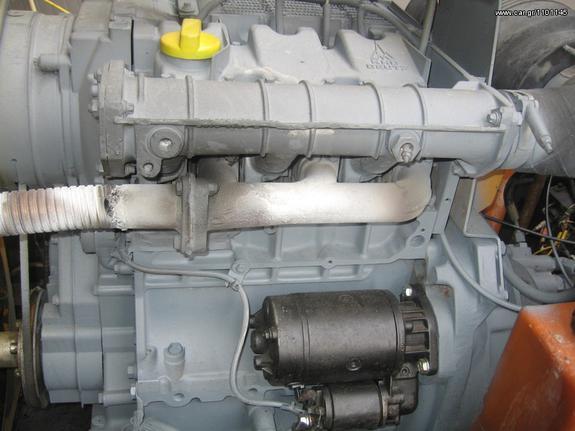 Μηχάνημα κινητήρες (μοτέρ) '98 F 3 1011 DEUTZ
