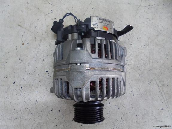 Δυναμό Ανακατασκευή Γερμανίας (90A) Audi A3/S3 (8L) 1.8 Turbo 20V (AGU/AQA/ARZ/AUM/AJQ/APP/ARU/AUQ) 1996-03