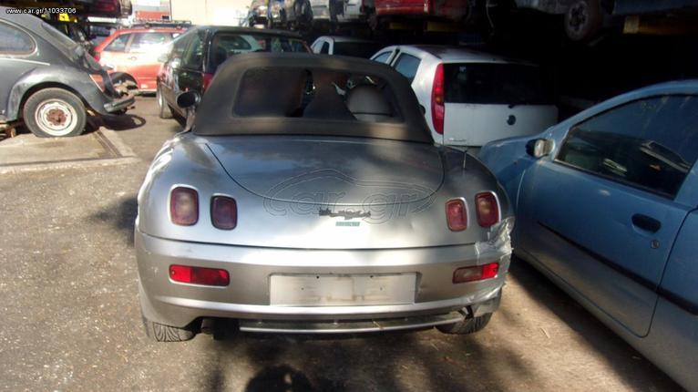 FIAT BARCHETA '98 1800 CC