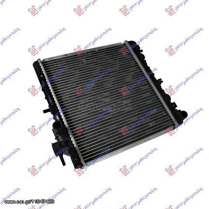 Ψυγείο Νερού HYUNDAI ATOS MPV Hatchback / 5dr 1997 - 2000 ( MX ) 1.0  ( G4HC  ) (63 hp ) Βενζίνη #012406300