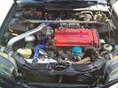 Honda Civic 1997 VTI γνησιο-thumb-3