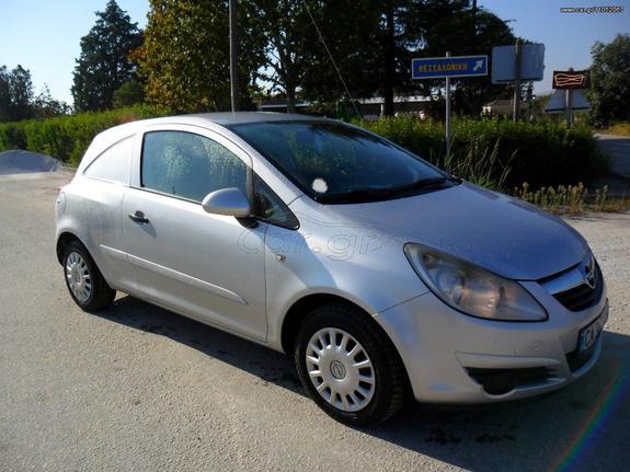 Opel '07 1.3 CDTI VAN DIESEL /KLIMA Δυο