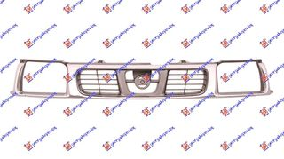 Μάσκα NISSAN D22 Pick-Up 1998 - 2001 2.0  ( SR20DE  ) (125 hp ) Βενζίνη #013104545