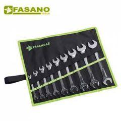 Σετ γερμανικά κλειδιά 13 τεμαχίων 6-32mm σε θήκη 602/SP13 FASANO Tools